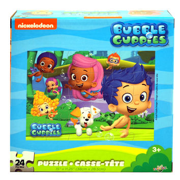 Bubble Guppies 24 Piece Puzzle