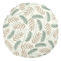 Spring & Summer Pattern Round Pillow