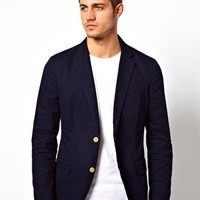 Esprit Two Button Blazer at asos.com