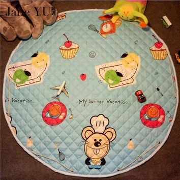 Baby Crawling Multi functional blanket Play Mat