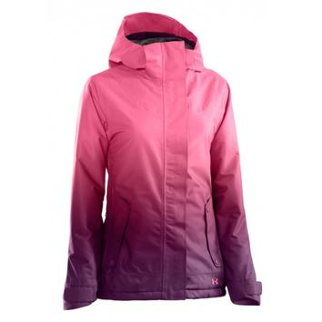 Under Armour Women's Coldgear Infrared Fader Jacket (Lollipop/Velvet/Lollipop)