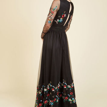 Adore Your Aura Maxi Dress