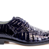 "Belvedere ""Chapo"" Hornback Crocodile Dress Shoe"