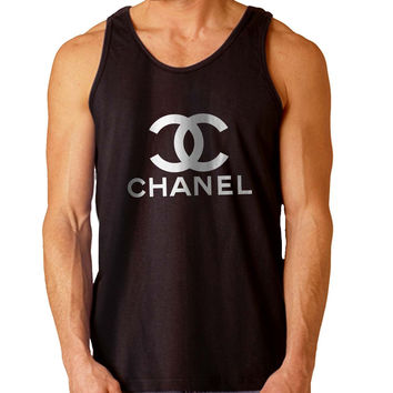 Chanel New For Mens Tank Top **