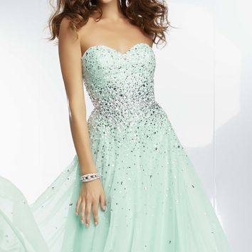 Paparazzi by Mori Lee 95090 Dress