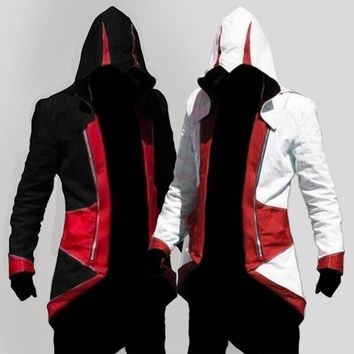 Men's Cosplay Clothing Assassin's Creed Jacket