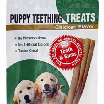 N-Bone Puppy Teething Treat - 3 oz