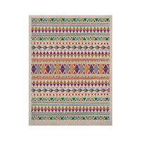 "Nika Martinez ""Native Fiesta"" KESS Naturals Canvas (Frame not Included)"