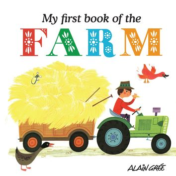 My First Book of the Farm Board book – October 11, 2016