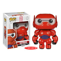 Big Hero 6 Baymax 6-Inch Pop! Vinyl Figure - Funko - Big Hero 6 - Pop! Vinyl Figures at Entertainment Earth