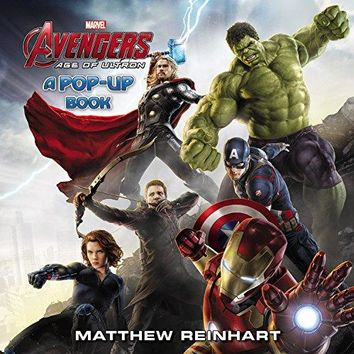 Marvel Avengers Age of Ultron Marvel the Avengers: Age of Ultron POP