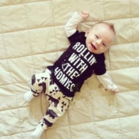 Kids Boys Girls Baby Clothing Products For Children = 4444269380