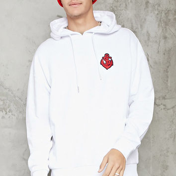 Anchor Patch Hoodie
