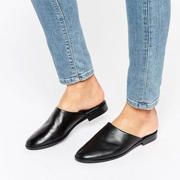 New Look | New Look Clean Mules at ASOS