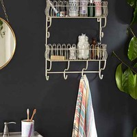 Abigail Wire Shelf- White One