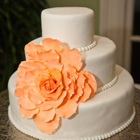 Large Gumpaste  Flower for Wedding Cakes