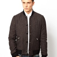 Paul Smith Jeans Bomber Jacket -