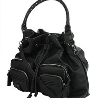 Med Multi-Pocket Shoulder Bag