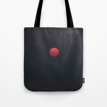 Arambol sunset Tote Bag by letgofyourcolours