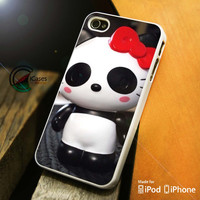 Baby Pandas Chibi iPhone 4 5 5c 6 Plus Case, Samsung Galaxy S3 S4 S5 Note 3 4 Case, iPod 4 5 Case, HtC One M7 M8 and Nexus Case