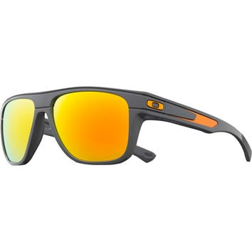 Oakley Limited Edition Toxic Blast Breadbox Sunglasses Dark