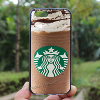 iphone case,Starbucks Coffee,Ice cream,iphone 4/4s case,iphone 5 case,iphone 5s case,iphone 5c case,Christmas Gift,Personalized