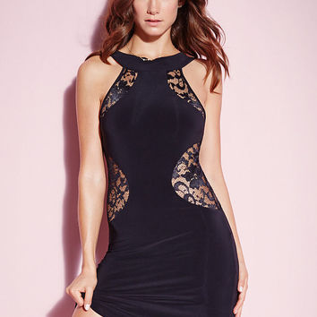 NEW Cappella Lace Inset Dress