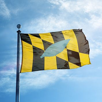 Calvert County Maryland Flag