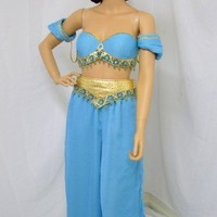 Custom Jasmine Adult Costume