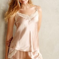 Blushed Silk Cami by Eloise Peach