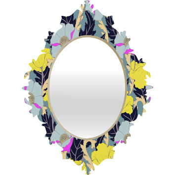Aimee St Hill June Yellow Baroque Mirror