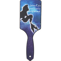 Disney The Little Mermaid Ariel Galaxy Hair Brush