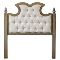 Uttermost Radcliff Tufted Queen Headboard - 23700