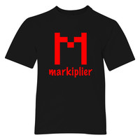 Markiplier Logo Youth T-shirt