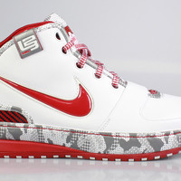 Nike Men's Zoom Lebron 6 VI Ohio State