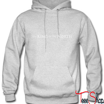 The King of the North hoodie