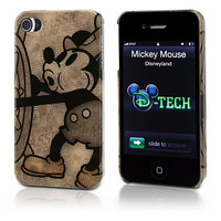 Disney Mickey Mouse iPhone 4/4S Case - Steamboat Willie | Disney Store