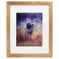 "Gallery Solutions Single Image Frame - Natural (11X14"")"