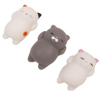 The Squishy Cat Stress Reliever