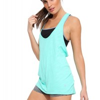 Nikki Relaxed Work Out Tank