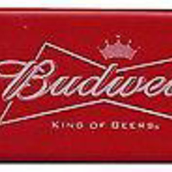 Budweiser Beer Bottle Opener Bartender Style Steel Long Neck Logo Opener