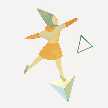 Triangle & Girl, Mobile