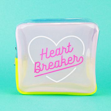 Heartbreaker Toiletry Bag (Pink)