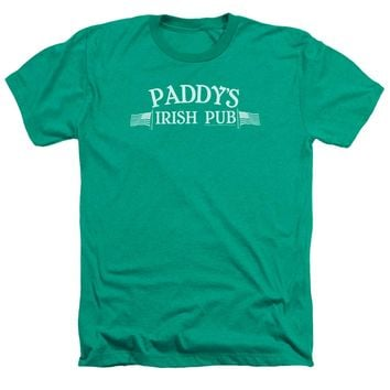 Its Always Sunny In Philadelphia - Paddys Logo Adult Heather