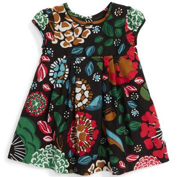 Burberry Wendie Floral Dress (Baby Girls) | Nordstrom