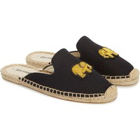 Soludos Elephant Beaded Espadrille Mule (Women) | Nordstrom