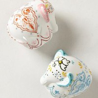 Bali Salt & Pepper Shakers by Anthropologie Assorted Salt & Pepper House & Home