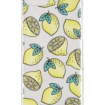 Skinnydip London Lemon iPhone 7 Case | macys.com