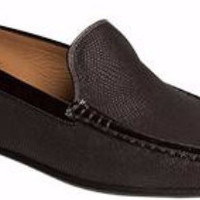 Assisi Suede Loafer by Mezlan