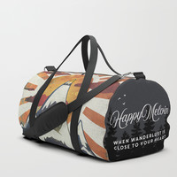 Mount Spitfire Duffle Bag by happymelvin